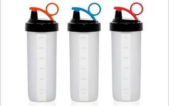 Бутылка для воды  HEREVIN SHAKER 0.75 л для спорта
