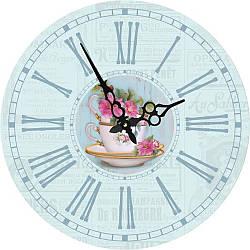 Часы круглые настенные МАЛЬВЫ 60 см d6020