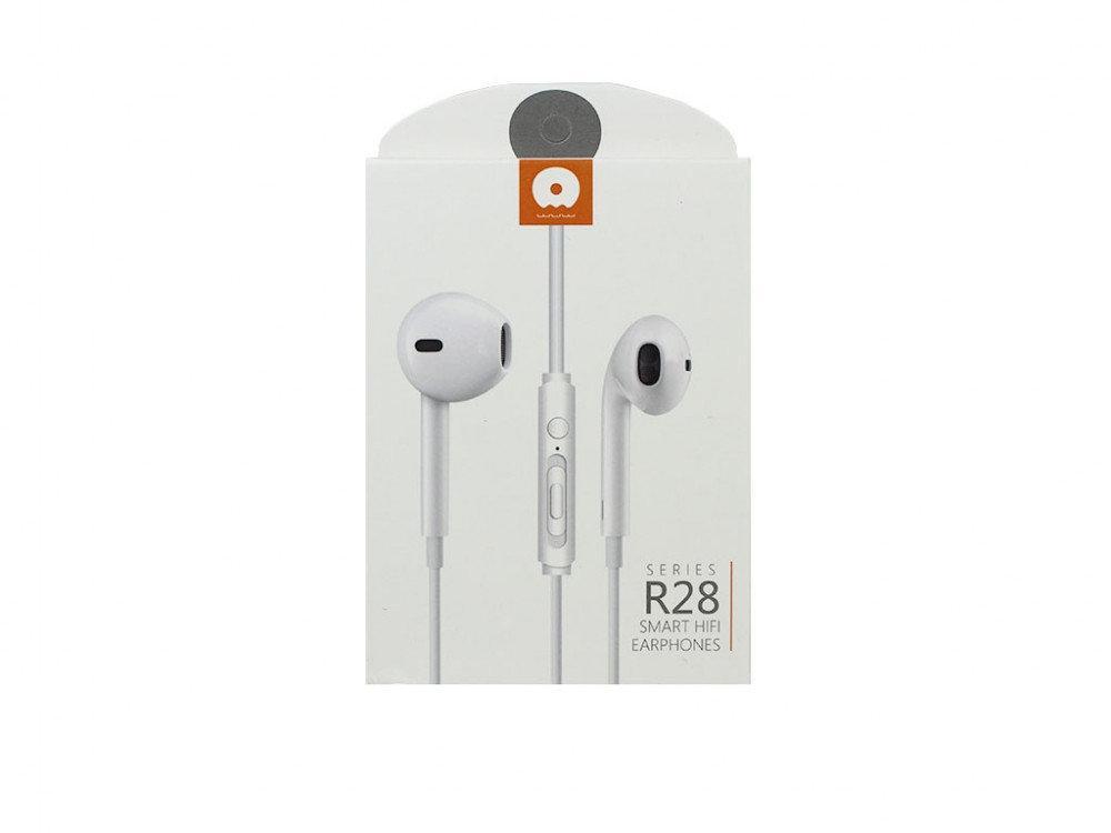 Наушники MP3 WUW R-28 Smart HiFi c микрофоном