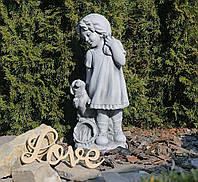 Садовая фигура Девушка из провинции 26×20.5×60.5cm SS0876-16
