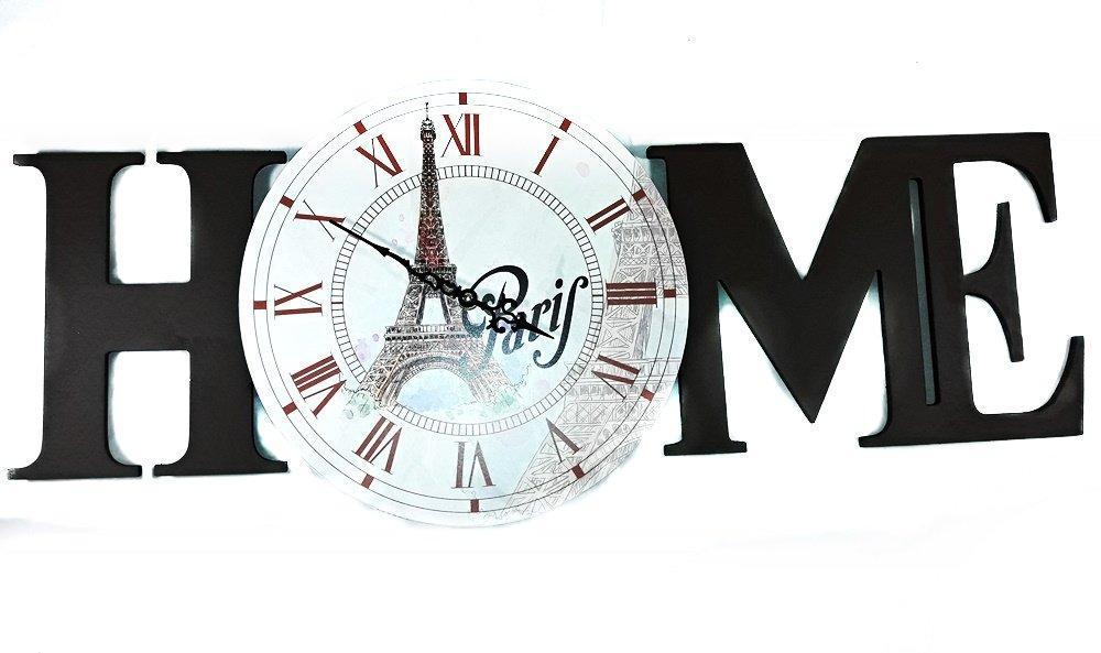 Часы настенные ПАРИЖ home d2810