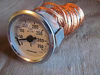Термометр капиллярный PAKKENS +0/+350 С° с капилляром 1 метр