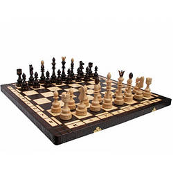 Шахматы ИНДИЙСКИЕ большие 540*540 мм СН 119