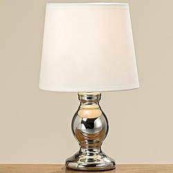 Лампа Болтон цветная керамика h24см 1002339
