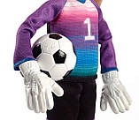 Ігровий набір ляльки Барбі Стейсі і Челсі футболістки, фото 4