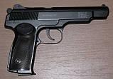 Пневматичний пістолет Gletcher APS NBB, фото 2