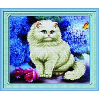 """""""Персидский кот"""" Набор для рисования камнями"""
