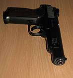 Пневматичний пістолет Gletcher APS NBB, фото 4