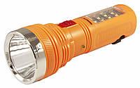 Ручной светодиодный переносной фонарь WX 227 Wimpex 1w+8 led