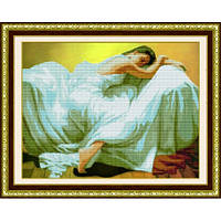 """Спящая красавица"" Набор для рисования камнями"
