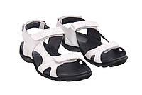 Mante ! Кожаные подростковые летние сандалии босоножки без каблука