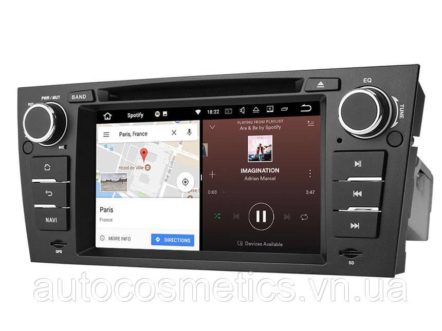 Автомагнитола EONON GA9165B BMW E90 / E91 / E92 / E93 Android 8 0