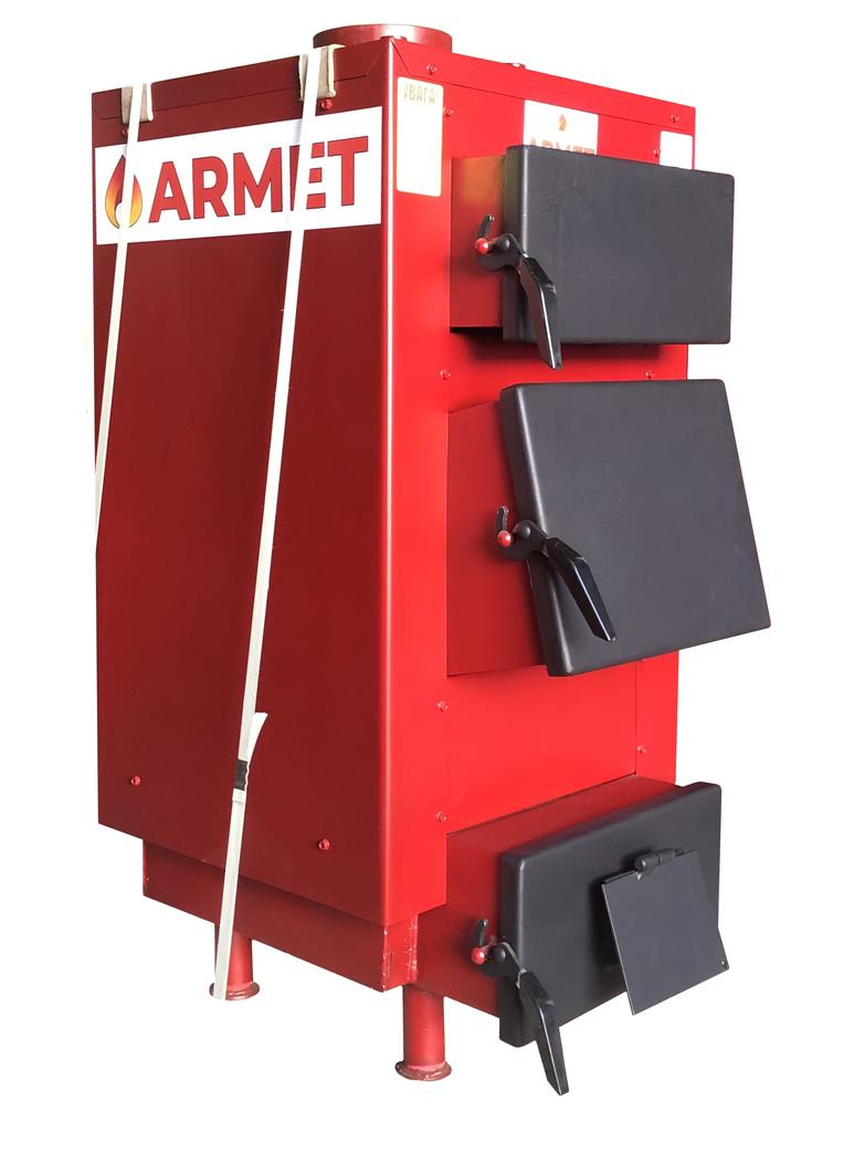 Твердопаливний котел Armet Pro 17 кВт