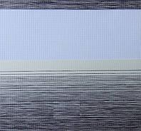 Готовые рулонные шторы Ткань ВМ-3105 Серый 325*1300