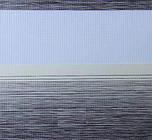 Готовые рулонные шторы Ткань ВМ-3105 Серый