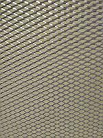 Сетка просечно -вытяжная 4*8 мм, оцикованная