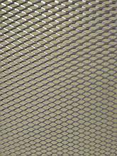Сетка просечно -вытяжная 4*8 мм, оцикованная 500*3500мм