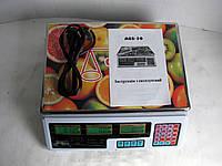 Весы электронные торговые OXI 40 кг