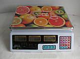Весы электронные торговые OXI 40 кг, фото 3