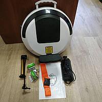"""Моноколесо 14""""  Segway one E+ с вспомогательными колесами, подсветкой. Моноцикл сигвей, гироскутер, гироборд. Белая, фото 1"""