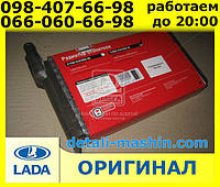 Радиатор отопителя на ВАЗ 2108 2109 21099 2113 2114 2115 Таврия 1102 1103 1105 алюминиевый ДААЗ печки