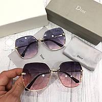 Женские брендовые очки ДИООР