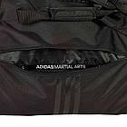 "Сумка Adidas Bag ""Martial arts"" Nylon, adiACC052 Черная с золотым, фото 2"
