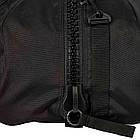 "Сумка Adidas Bag ""Martial arts"" Nylon, adiACC052 Черная с золотым, фото 3"
