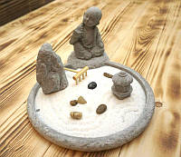 Настольный сад камней дзен