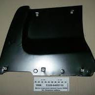 Щиток подножки правый КАМАЗ 5320-8405110