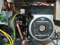 Замена насоса Grundfos на газовых котлах