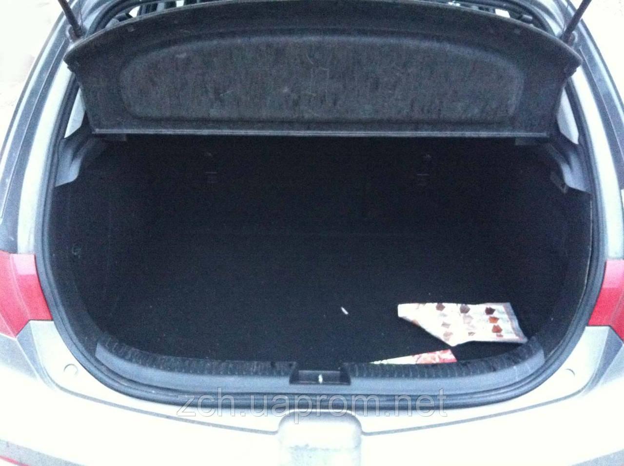 Ковер багажника Mazda 3 Хэтчбек
