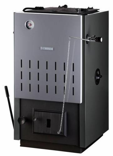 Твердотопливный котел Bosch Solid 2000 B SFU 16 HNS