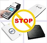 Анти RFID визитница NFC Блокировка от считывания, фото 2
