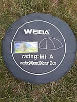 Палатка автомат Kaida (Weida) 2.0x2.0 камуфляжная автоматическая, фото 1