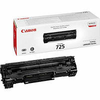 Картридж Canon 725 (3484B002) Оригинальный .