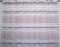 Кухонная тюль сетка высотой 1,58м. Код е823 (213т), фото 1