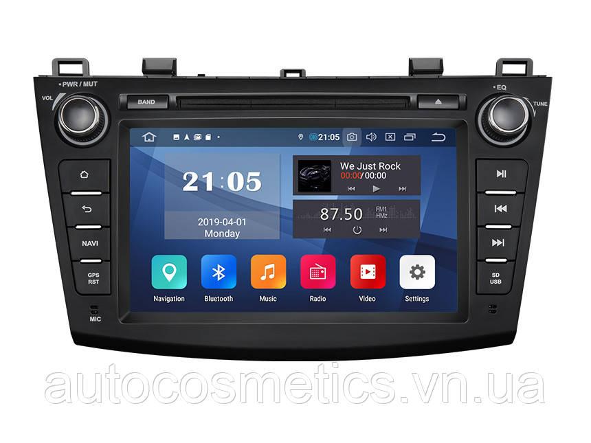 Автомагнитола Eonon GA9363 Mazda 3 2010-2013 Android 9.0 Pie