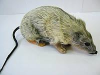 Крыса (натуральный мех)
