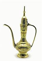 """Кувшин бронзовый (25х16,5х7,5 см)(Aftaba Clr 10"""")"""