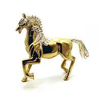 Лошадь алюминий (34х25х7 см)