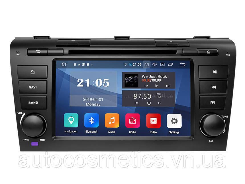 Автомагнітола Eonon GA9351 Mazda 3 2004-2009 Android 9.0 Pie 2G RAM
