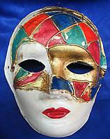 Маска карнавальная Венецианская (7M1021)