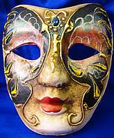 Маска карнавальная Венецианская (7M1033)