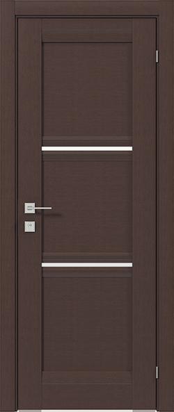 Двери Родос Freska Vazari, пленка Renolit и LG Hausysela полустекло