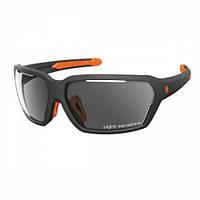 Спортивные очки SCOTT VECTOR  LS grey matt/neon orange