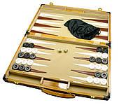 Нарды бамбуковые (45,5х28х6 см)(B508)