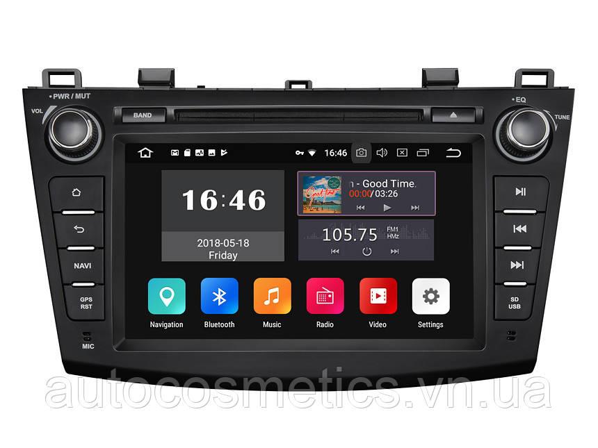 Автомагнитола Eonon GA9263B Mazda 3 2010-2013 Android 8.1 2G RAM