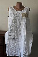 Платье лен газетка, фото 1