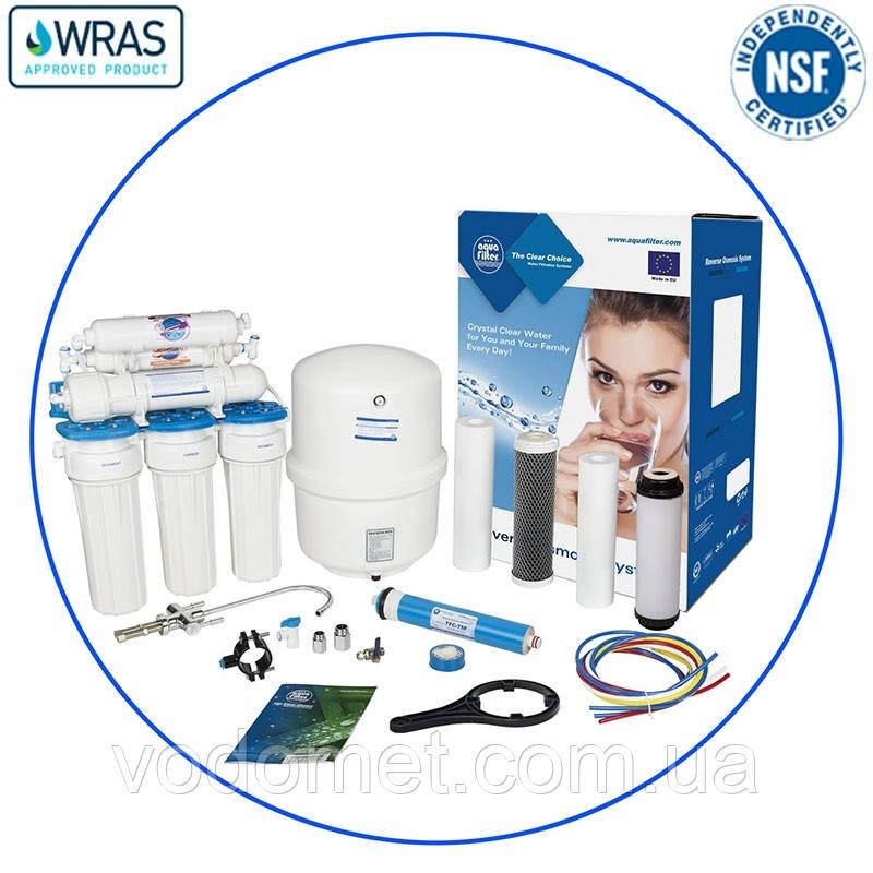 Система обратного осмоса Aquafilter RO6 RX65155516